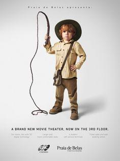 Indiana Jones versão mirim *-*