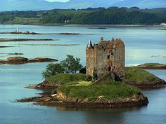 Castle Stalker, Scotland