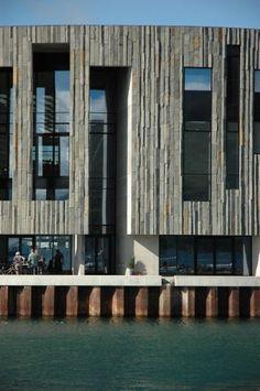Culture Center, Akureyri, Iceland, Arkitema Architects