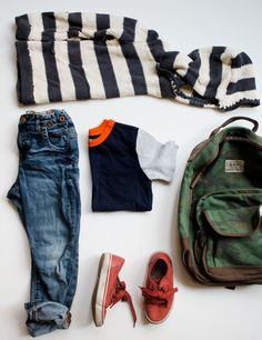 WHAT TO WEAR: BACK TO SCHOOL #kidstyle