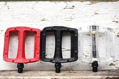 Odyssey Grandstand Pc Pedals - Platform Pedals For All Bmx Riding Terrain - Check Out The Odyssey Grandstand Pedals Available Here At Anchor Bmx Located In Melbourne With Orders Shipping Australia Wide. Bmx Pedals, Bmx Shop, Bike Parts, Bmx Bikes, Bicycle Parts