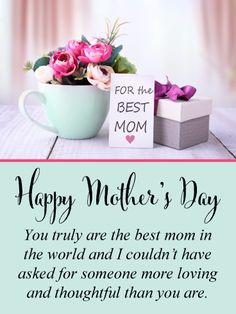 88 Best Mother's Day Cards images in 2019 | Happy mother's day card