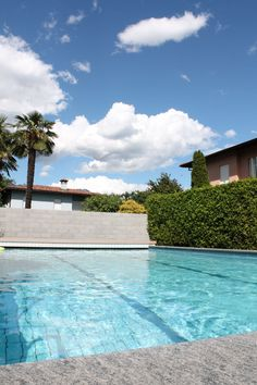 Swimming pool Hotel Mulino Ascona #ascona  #hotelascona