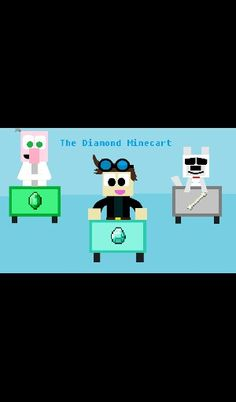 The Diamond minecart