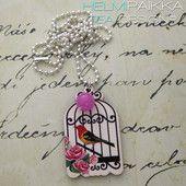 Helmipaikka Oy - Joka päivä on korupäivä - Helmipaikka. Pendant Necklace, Drop Earrings, Jewelry, Jewlery, Jewerly, Schmuck, Drop Earring, Jewels, Jewelery