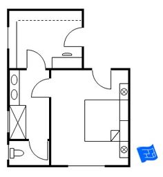 Master Bedroom Floor Plans With Ensuite On Pinterest Floor Plans Master Bedrooms And Master
