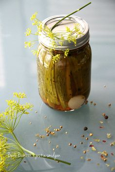 The Art of Dill Pickles