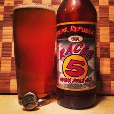 Racer 5 IPA® by Bear Republic Brewing Co.