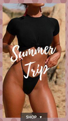 Sexy Bikini, Bikini Girls, Fast Fashion, Womens Fashion, Barbie Gowns, Bikinis, Swimwear, Two Piece Swimsuits, Fett