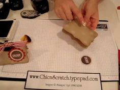 Tutorial with Stampin' Up! Demonstrator Angie Kennedy Juda Thanks for watching :) Christmas Treats, Christmas Cards, Cool Paper Crafts, Owl Punch, Treat Holder, Paper Art, Stampin Up, Baskets, Stamps