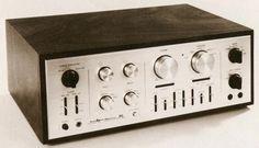 LUXMAN CL30 (October 1974)