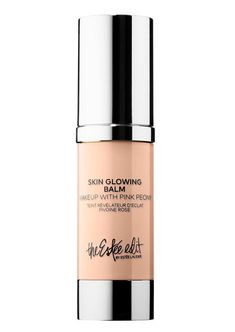 Shop The Estée Edit by Estée Lauder's Skin Glowing Balm Makeup with Pink Peony at Sephora. It offers buildable coverage and hydrates skin. Sephora, Best Highlighter, Shaving Oil, Beauty Youtubers, Pink Peonies, Peony, Dewy Skin, Skin Toner, Base