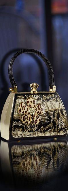 Debbie Brooks - Crystal Safari Bag