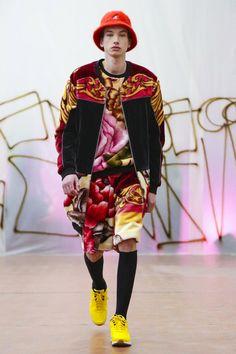 Andrea Crews Menswear Fall Winter 2016 Paris