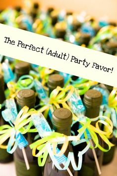 The Perfect (Adult) Party Favor!