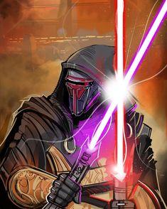 Star Wars Darth Revan, Darth Bane, Star Wars Sith, Clone Wars, Star Trek, Star Wars Concept Art, Star Wars Fan Art, Star Wars Pictures, Star Wars Images
