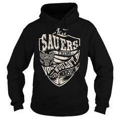 Awesome Tee Its a SAUERS Thing (Eagle) - Last Name, Surname T-Shirt T shirts