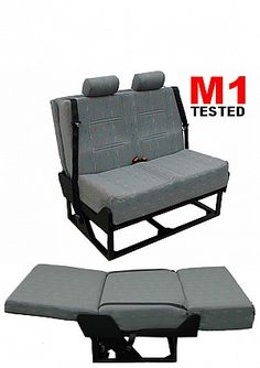 M1 Tested Double Bed Seat For Vans &  Campers