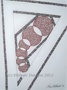 Falling Original Drawing by ellemardesigns on Etsy, $40.00