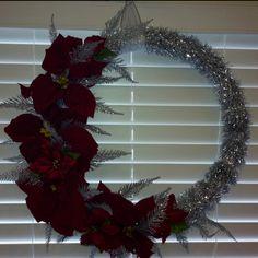Fun and funky wreath