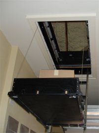 Attic Lift How I Made It Pictures Ideas For My Home