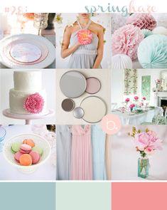 #98: spring haze inspiration in pink & aqua