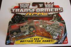 Transformers Rpm's Ironhide Vs. Starscream Battle Series 7 of 8 by Hasbro. $29.92