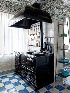 Kitchen by Rain Phillips, Manhattan NY