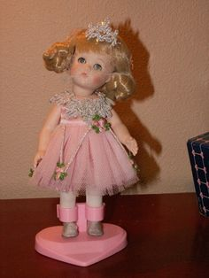 Vogue Porcelain Ginny Doll Dressed as a Ballerina