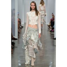Zimmermann Spring 2017 Ready-to-Wear featuring and polyvore,