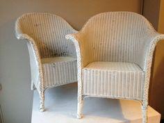 1000 images about marktplaatshelper brocante en vintage for Loom stoelen