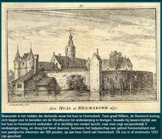 castle van heemskerk