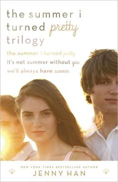 Jenny Han The Summer I Turned Pretty Trilogy♡♥♡♥