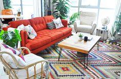 Pad Peek: Shehzeen's Dubai Apartment | JungalowJungalow