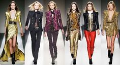 This Rocker Baroque Balmain Collection is by far one of my most fave collection I've seen in years. Love it all!!