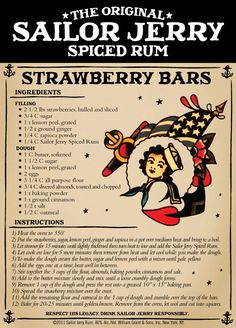 strawberrys & rum .. my 2 fave things