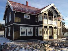 Loft, Exterior, Mansions, House Styles, Houses, Home Decor, Ideas, Lofts, Manor Houses