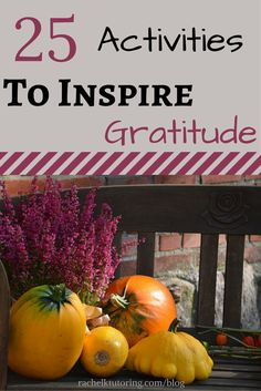 Try these 25 activities to inspire gratitude at home or in the classroom! These activities focus on being thankful in fun and creative ways. featured Thankful Tree Activity