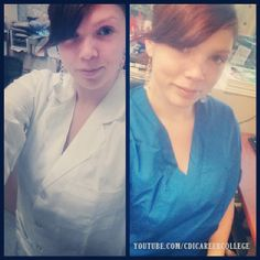 #dental #college my scrubs lol #instaphoto #photooftheday Source: instagram.com/mzkaylamariiee Tag #cdicollege in your Instagram posts and we will repost the best ones on the official CDI College blog and social media websites. Subscribe to CDI College: http://www.youtube.com/subscription_center?add_user=CDICareerCollege