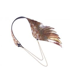 Swan Neckpiece - Accessories - Missibaba