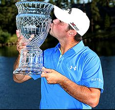 Gary Woodland wins Reno-Tahoe Open! - Two guys with the name Woods win in #golf this week...hmmm...
