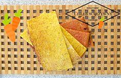 Chleb warzywny - Flatbread