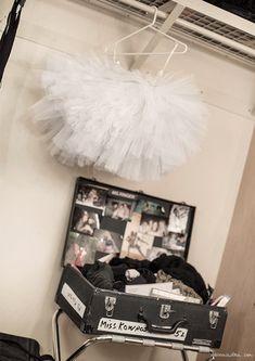 New York City Ballet, costume, make up, dressing room, backstage / Garance Doré