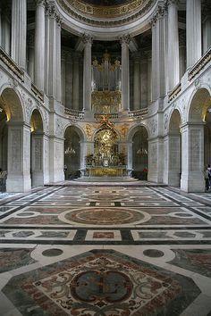 Chateau de Versailles  Royal Chapel - Versailles_22