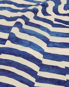 WGSN_This series titled No Sleep by artist Chyrum Lambert @chyrumlambert is so striking... And could be another great way to bring some modernity to the traditional nautical ⚓️ stripe. Womenswear weekend by @laura_wgsn