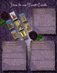 how to use tarot cards #howtoreadtarotcards