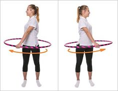 Hula Hoop Workout, Rings Workout, Workout Challenge, Pilates, Fitness Motivation, Health Fitness, Exercise, Yoga, Fashion