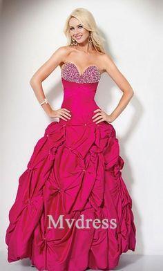 Quinceanera Dresses#Ball Gown# Pink Dress Satin #Long Dress
