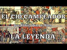 EL CID CAMPEADOR, LA LEYENDA DE LA RECONQUISTA (Versión Española Cristia...