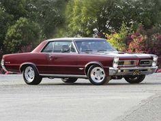 1965 Pontiac GTO -Top Ten Classic Muscle Cars